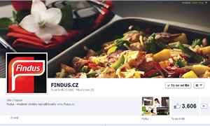 FINDUS na Facebooku