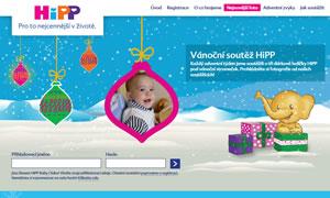 HiPP Vánoce