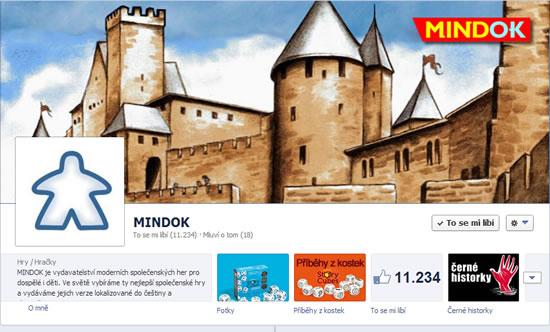 MINDOK na Facebooku